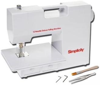 Simplicity - Máquina de Coser para Fieltro: Amazon.es