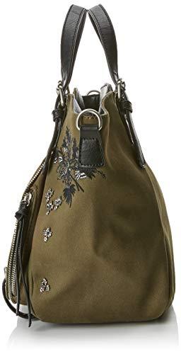Sacs 15x30x31 Kaki Desigual épaule carnaby T femme cm Bols H portés B x Vert Rotterdam zzt4wq