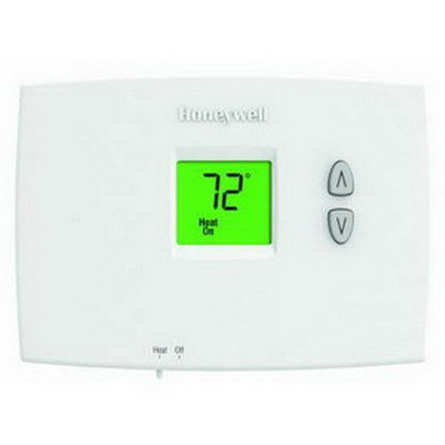 Honeywell TH1100DH1004 Horizontal Non Programmable Thermostat