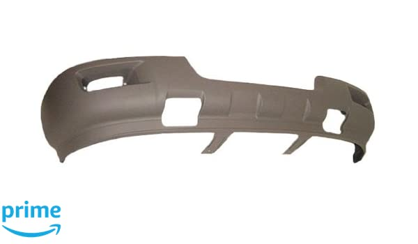 Partslink Number FO1000524 OE Replacement Ford Expedition Front Bumper Cover