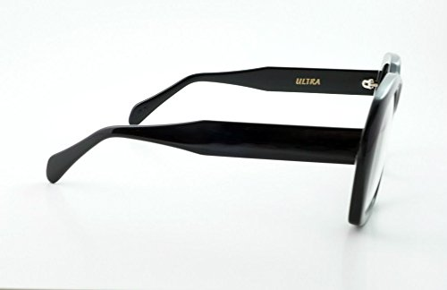 e04c6ca0a3617 Ultra Goliath II Eyeglasses Vintage Ocean s 11 Eye Glasses Casino Robert De  Niro Black