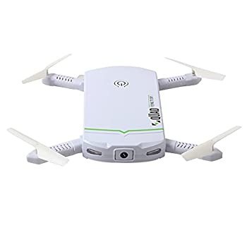 0.3MP 6-Axis RC Drone Quadcopter, Oldeagle Portable Foldable Mini 2.4G HD Camera WiFi FPV RC Quadcopter Drone Selfie Helicopter 1