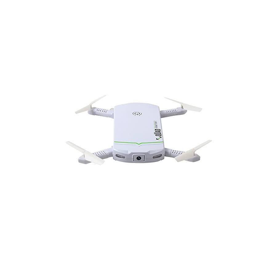 0.3MP 6-Axis RC Drone Quadcopter, Oldeagle Portable Foldable Mini 2.4G HD Camera WiFi FPV RC Quadcopter Drone Selfie Helicopter 2