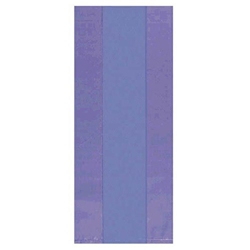 Cello Party Bag, Small | New Purple | Party Accessory