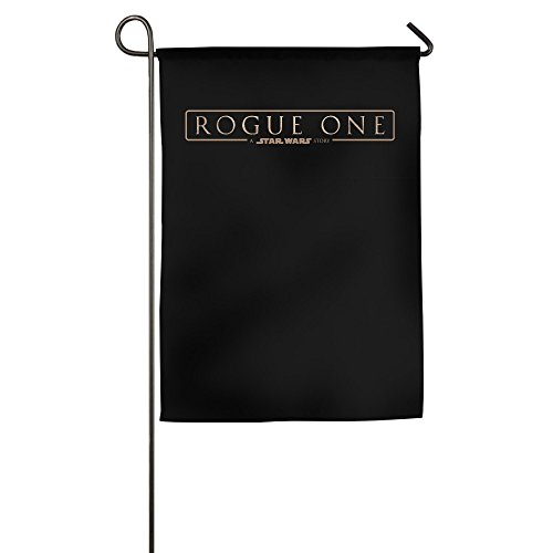 [Rogue One Logo White Sport Garden Flag 2016 Party] (Vr Troopers Costume)