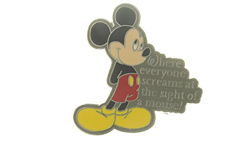 Disney's Where Dreams Come True - Mickey Mouse (Disney Dream Pin)