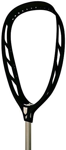 Brine Eraser 2 Lacrosse Goalie Unstrung Head, Black, Goalie