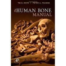 Read Online The Human Bone Manual 1st (first) edition PDF
