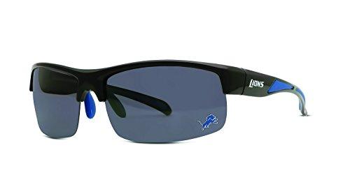 NFL Detroit Lions Sport Blade Polarized Sunglasses
