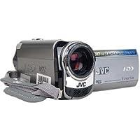 JVC Everio GZ-MG230 30GB 28x Optical/700x Digital Zoom Hard Drive/microSD Hybrid Camcorder w/2.7 LCD (Silver)