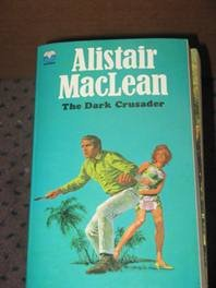 book cover of The Dark Crusader