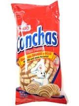 Conchas Panaderia Mexicana 2 Biscochos Pan De Dulce 4.23 Oz 8 Units