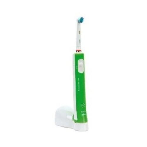 Oral - B 84859649 professional care 500 - cepillo de dientes eléctrico recargable, color verde: Amazon.es: Salud y cuidado personal