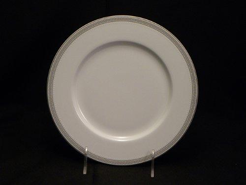 Greek Key Salad Plate - Nikko Greek Key #16140 Salad Plates