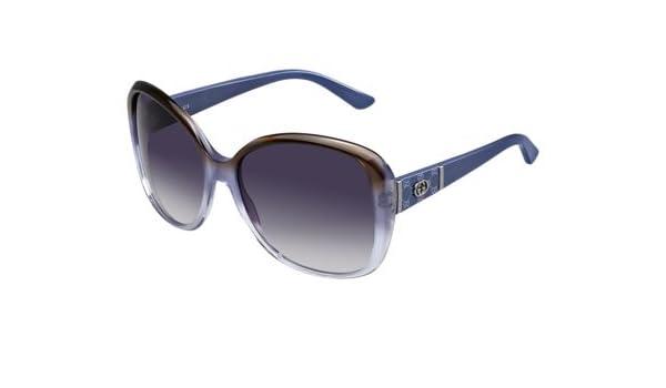 Gucci Gafas de sol para hombres 61 mm 17 mm 130 mm Lente de ...