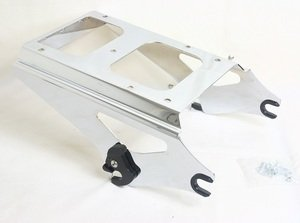 Harley HD Touring CVO Street Glide FLHXSE Detachable Two Up Tour Pak Mounting Luggage Rack(2009-2013)