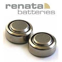 10 Renata Watch Batteries: 364 (Sr621Sw)