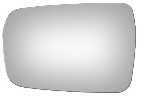 Mitsubishi Galant Door Mirror (2004-2011 Mitsubishi Galant Flat, Driver Left Side Replacement Mirror Glass)