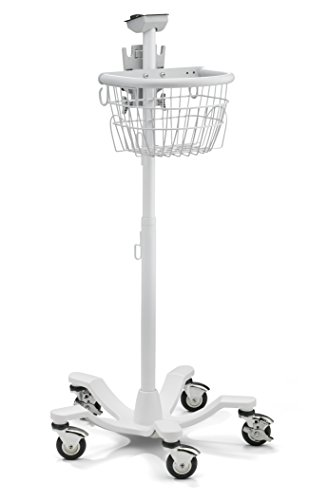 1138663 Stand Mobile FOR Spot LXI VSM300 w/Basket Ea Welch-Allyn -4700-60 (Allyn Stand Mobile Welch)