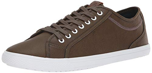 Ben Sherman Men's Chandler Lo Sneaker, Olive, 10 M US