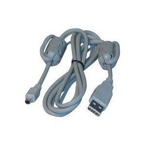 Minolta USB-100 - Data cable - USB - 4 pin USB Type A (M) - mini-USB Type B (M)