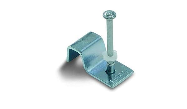 Powers Fastening Innovations 50180 Drive Pin 16-Millimeter 5//8-Inch Length 8-Millimeter Head 0.145 Shank Diameter X-Dn Type Pins 100 Per Box