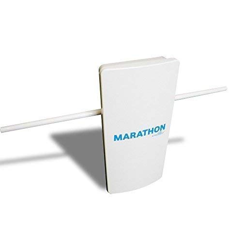 Free Signal TV Marathon Indoor Outdoor Antenna