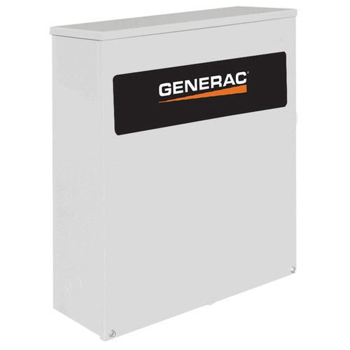 Generac RTSE200A3CSA Generator Transfer Switch 200-Amp Service Rated 120/240 1 NEMA 3R CSA Approved