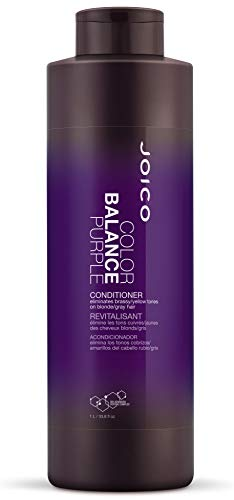 Joico Color Balance Purple Conditioner, 33.8 Ounce