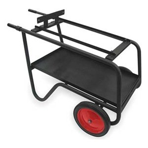 Rothenberger R04200548A Open Wheeled Stand With Tool Tray 4SE