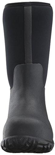 Moerassen Werkman (composite Toe) Jachtschoenen Zwart