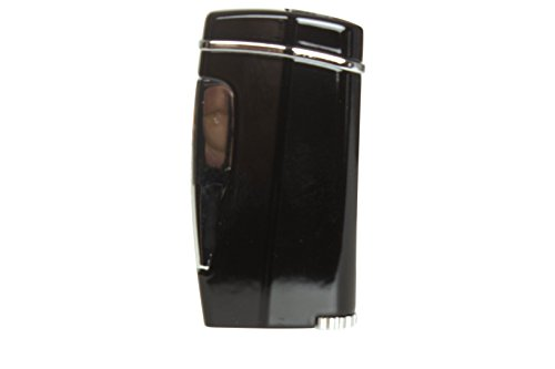 Xikar Executive II Single Cigar Lighter - Black (Xikar Executive Single)