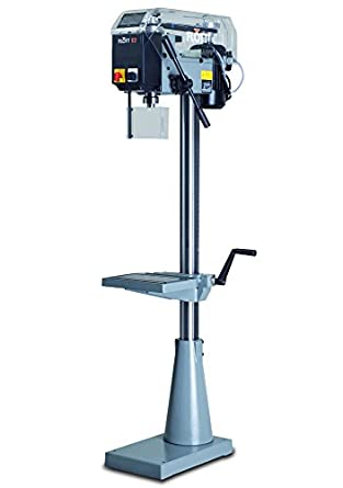 Flott SB E2 Floor Model Drill Press 0.6 Horsepower, 460V 3-Phase, Heavy duty steel with cast-iron base, 15""