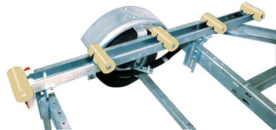 Tie Down Hull Sav'r Roller Bunk 5' TIE86145 by Tie Down Engineering