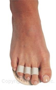 PediFix Podiatrists' Choice Triple Toe Straightener - Left and Right Pack by Pedifix (Image #2)