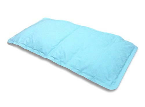"Price comparison product image Gel'O Cool Pillow Mat 11 x 22"" - Instant Cooling and Comfort, Soft, No Water Filling No Leaks"