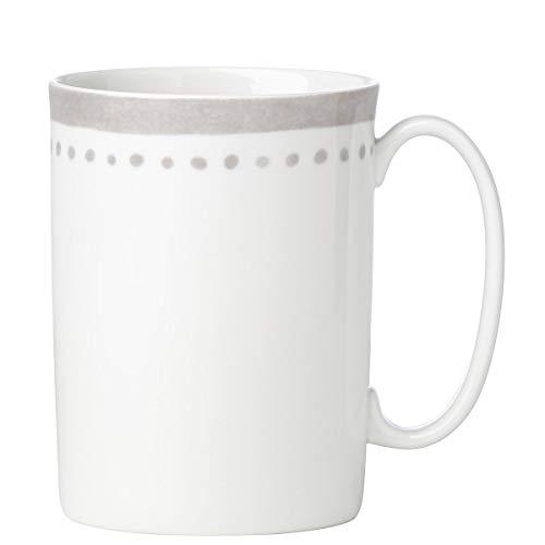 - kate spade New York 867923 Charlotte Street East Grey Mug