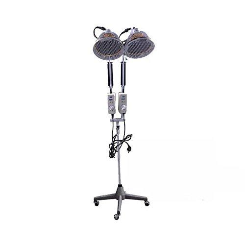 Aphrodite dos cabeza 2 X 250 W TDP lámpara de calor ...