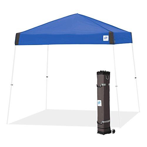 E-Z UP Vista Instant Shelter Canopy, 10 by 10', Royal Blue