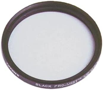 Tiffen 67BPM12 67mm Black Pro-Mist 1//2 Filter