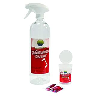 Residential Disinfectant Combo Kit