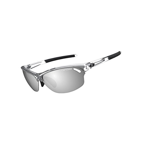 Tifosi 2016 Wasp Interchangeable Sunglasses, Crystal Clear