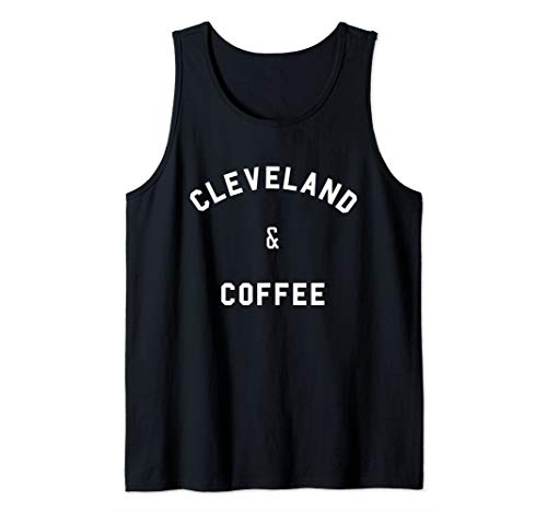 CLE Coffee Cleveland Tank Top