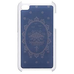 CL - Sueño Estilo Merry-Go-Round Pattern Caso duro epoxi para iPod Touch 4