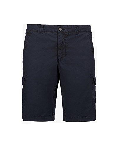 Cargo Wosh00379 Woolrich 3731 Cotton 100 Navy Short Bermuda Uomo Blue 1xaqqw