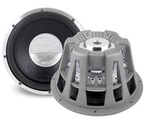 12' 600w Woofer - Blitz CDAW120, 12'', 30cm High Performance Subwoofer, 600W RMS