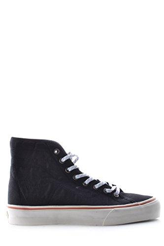 Vans Hi Top Sneakers Donna MCBI306023O Tessuto Nero