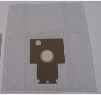 Caja de 4 bolsas papel para aspirador siemens vs08g: Amazon.es: Hogar
