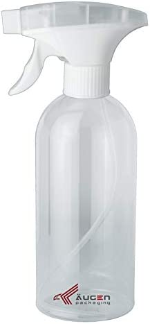 5 x 500 ml Spray Bottle Empty Spray Bottle White Spray Head Trigger