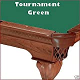 8' Tournament Green ProLine Classic 303 Billiard Pool Table Cloth Felt